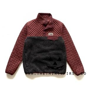 Patagonia Exclusive Mixed Snap-T Pullover Jacket
